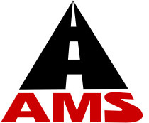 Ams logo website