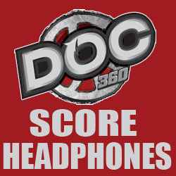 DOC360 HEADPHONES