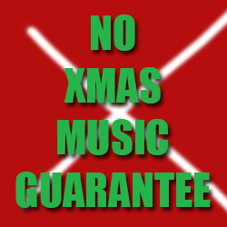 JJO No XMAS Music Guarantee