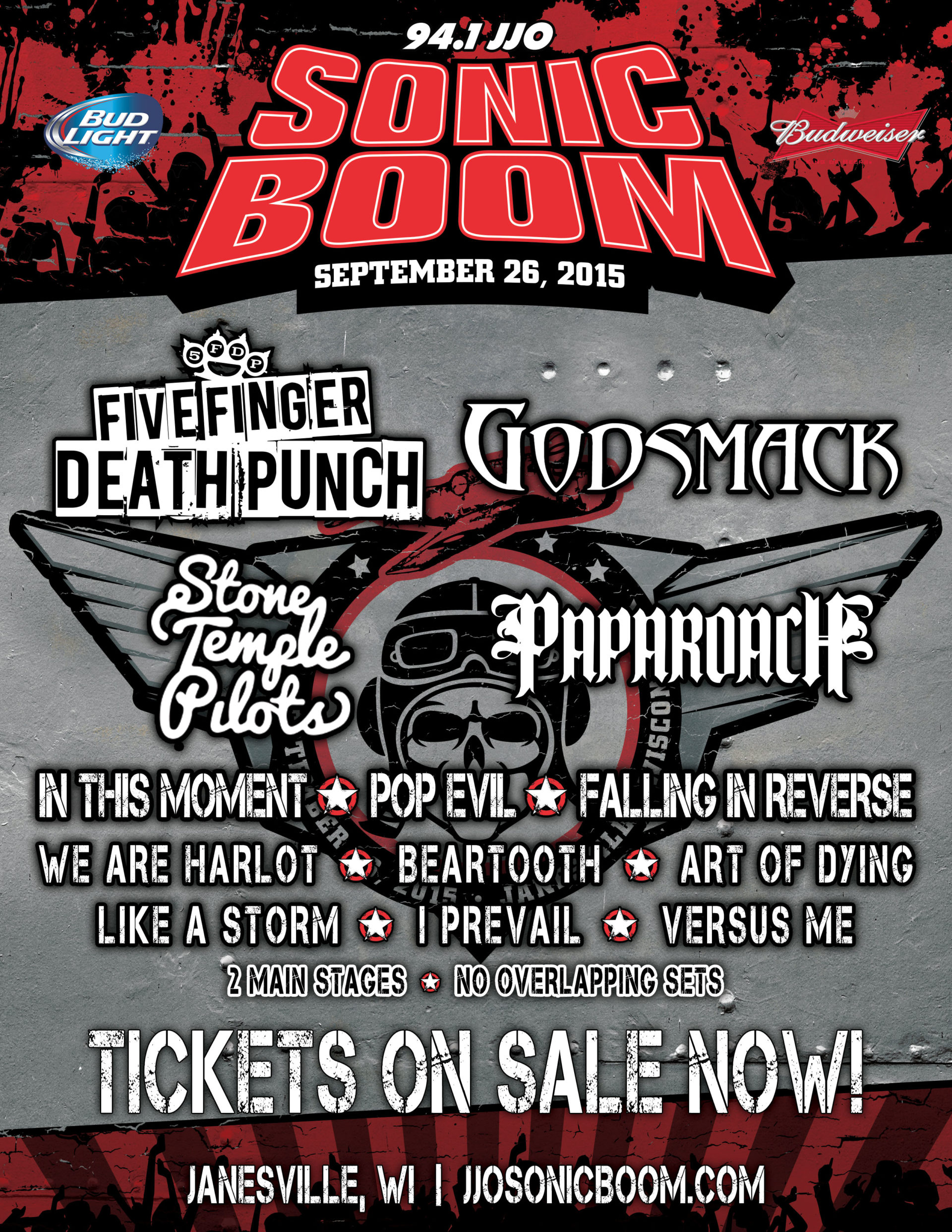 Sonic Boom 2015 Finds A New Home! - SONiC 102.9
