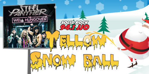 JJO Yellow Snow Ball