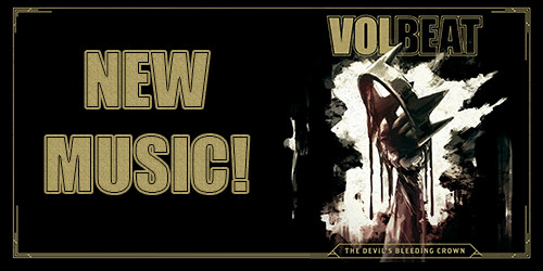 New VOLBEAT