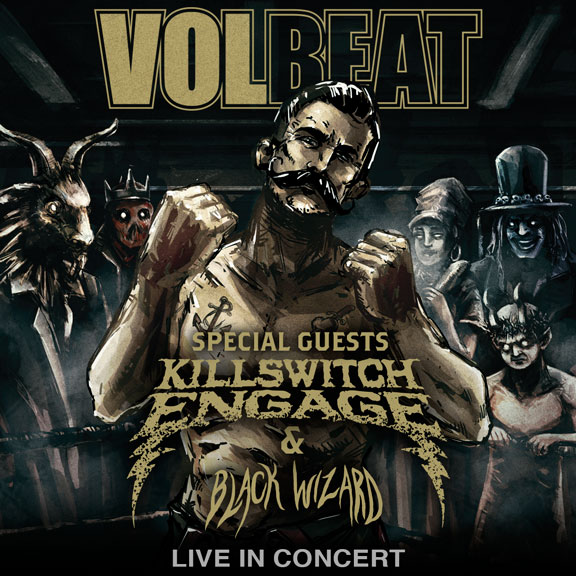 Volbeat-post