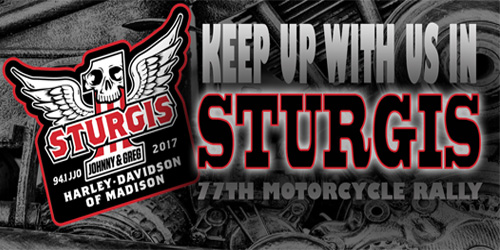 77th Motorcycle Rally