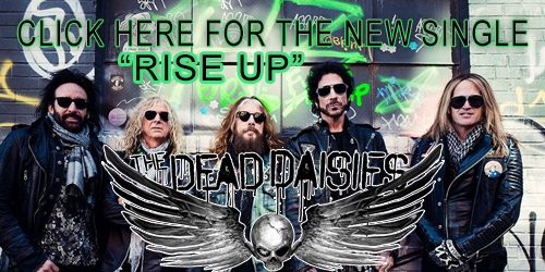 New The Dead Daisies